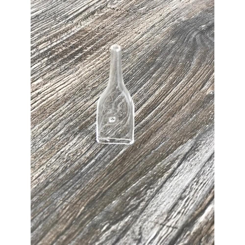 Канюля стеклянная (плоская) 2 см