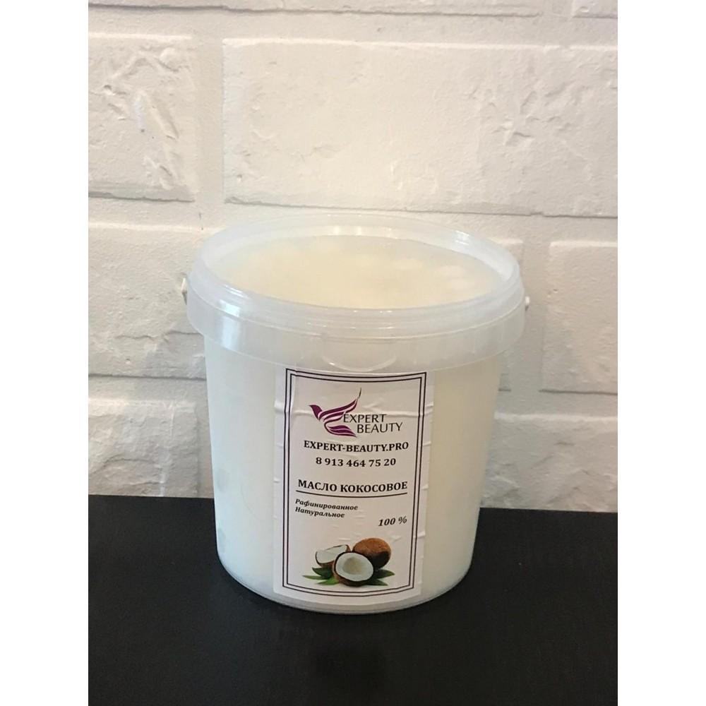 Масло кокосовое для вакуумного и ручного массажа, 1 кг.